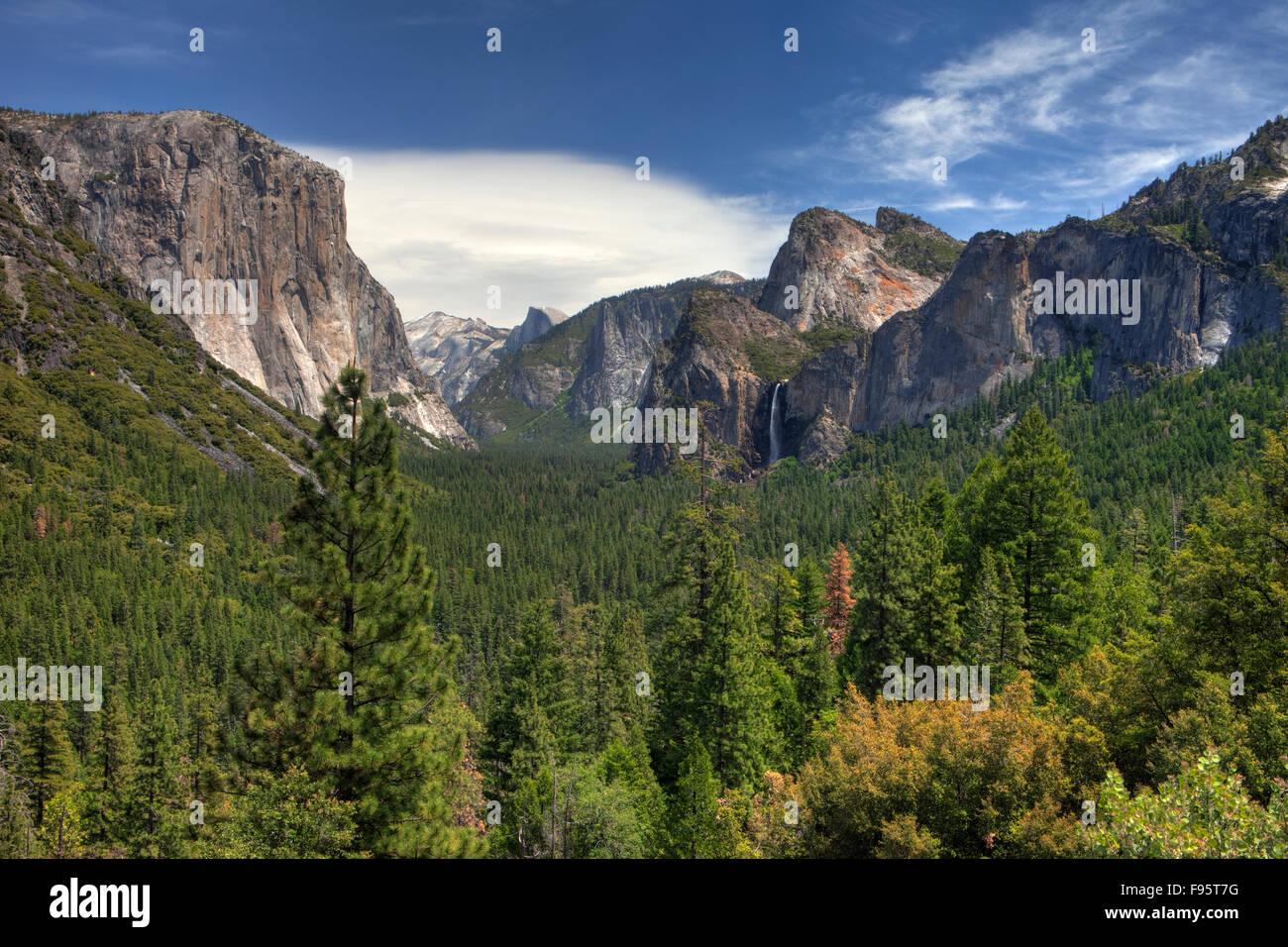 Yosemite National Park, Calif. USA Stock Photo