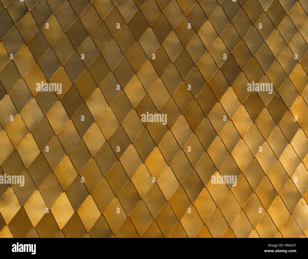 Copper Cladding Facade Stock Photo 91717479 Alamy