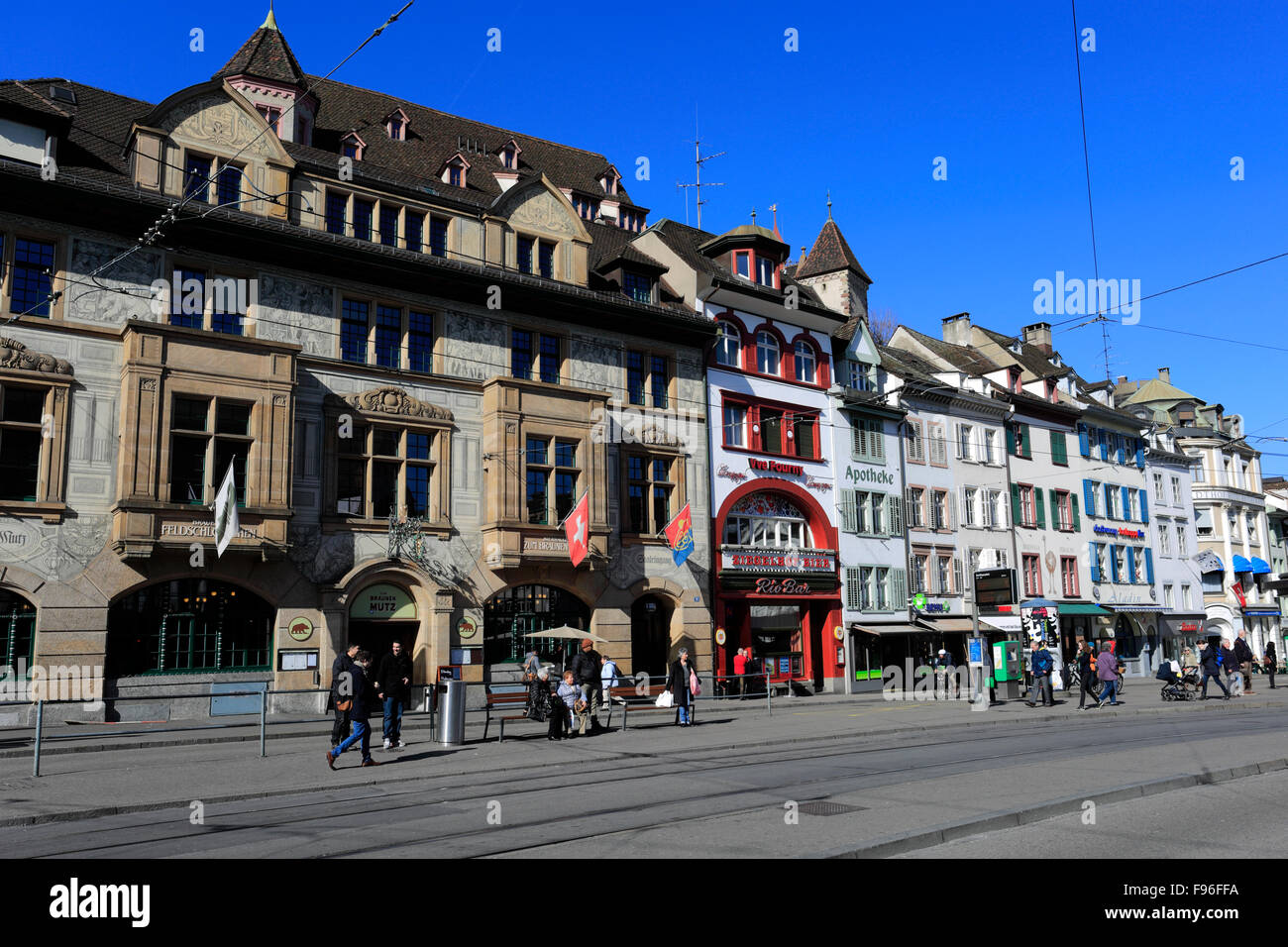 Canton Basel Scenery Stock Photos Canton Basel Scenery Stock