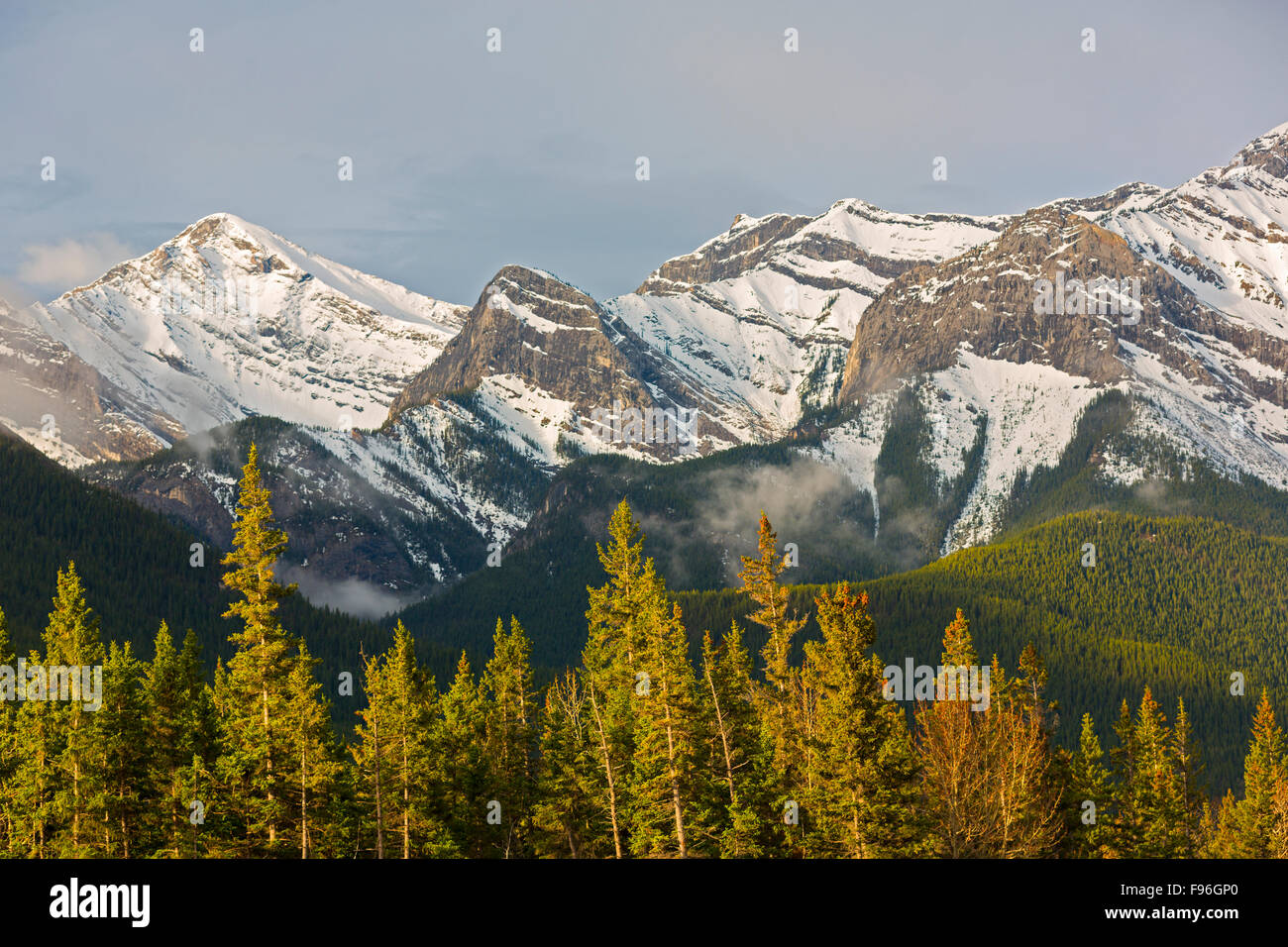 Bow Valley Stock Photos Bow Valley Stock Images Alamy