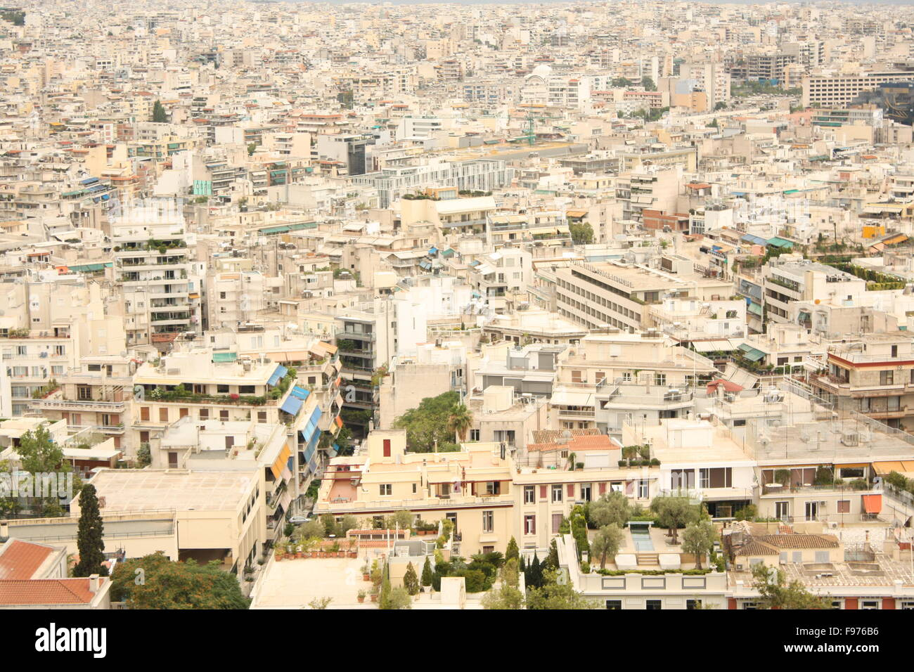 Urban Sprawl - Stock Image