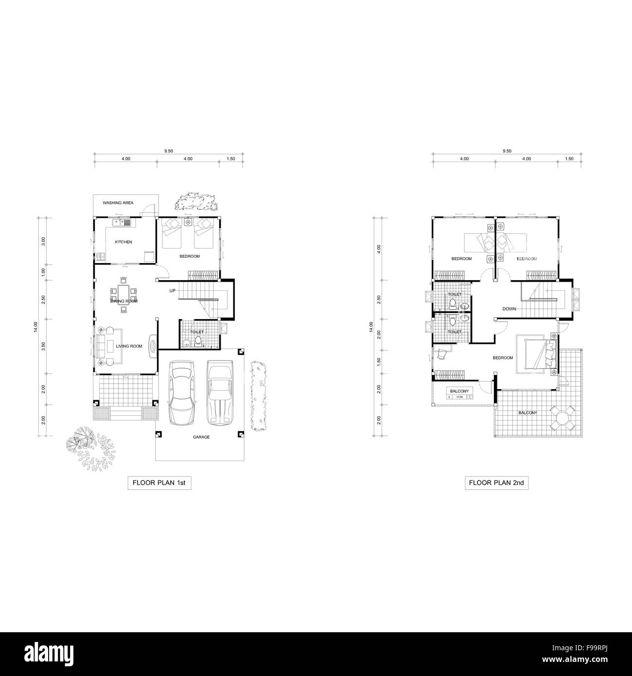 architecture design house drawing. Architecture Plan Drawing Design House, Plans Downstairs And Upstairs. House O