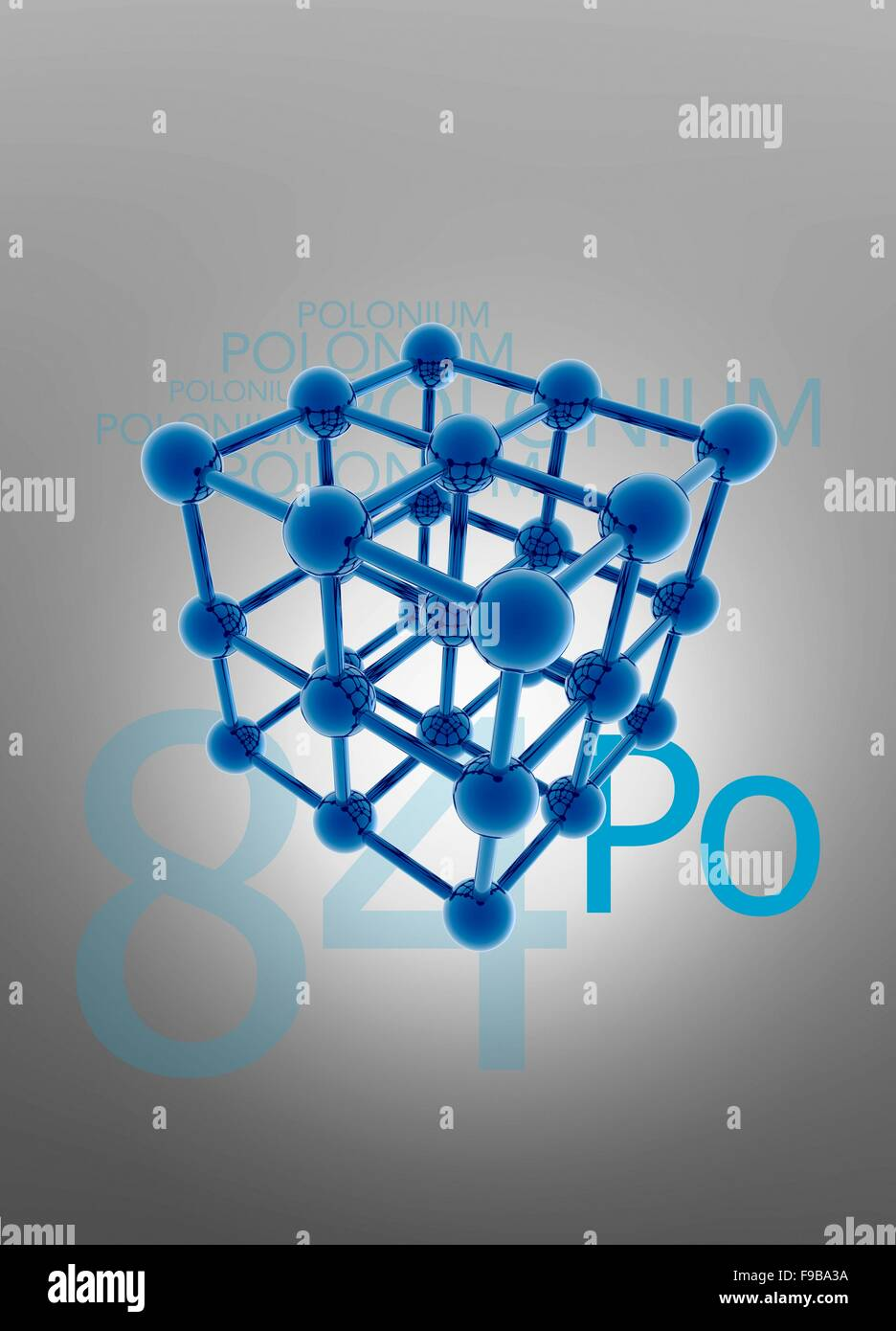 Polonium Atom Diagram Wiring Fuse Box Oxygen Structure Stock Photo Atomic Computer Illustration Rh Alamy Com Mercury