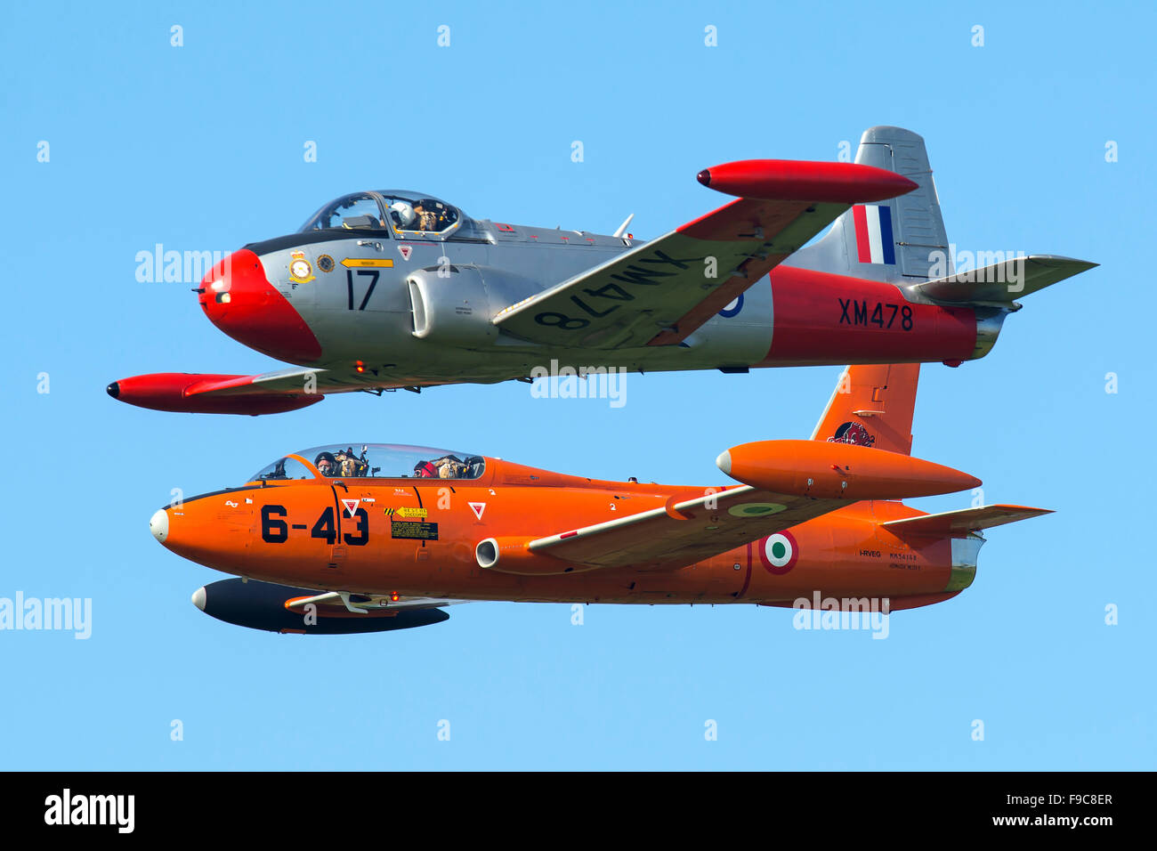 We Have Flown The M 346 Of Italian Air Force