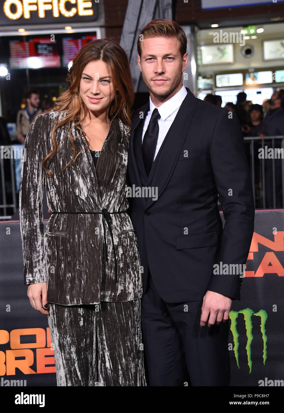 Luke Bracey High Resolution Stock Photography And Images Alamy