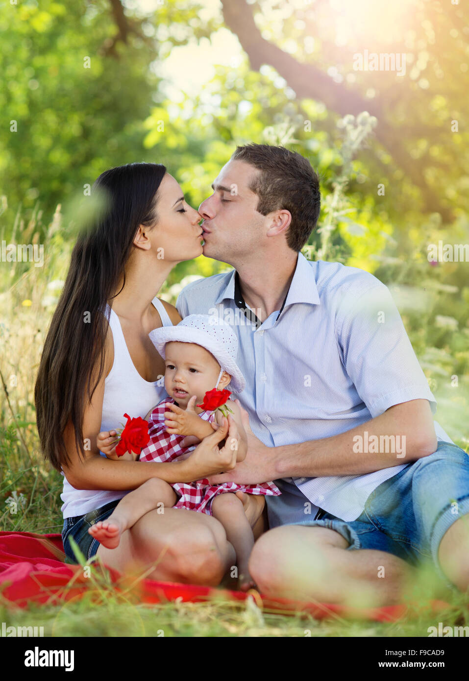 dating a woman with a young daughter