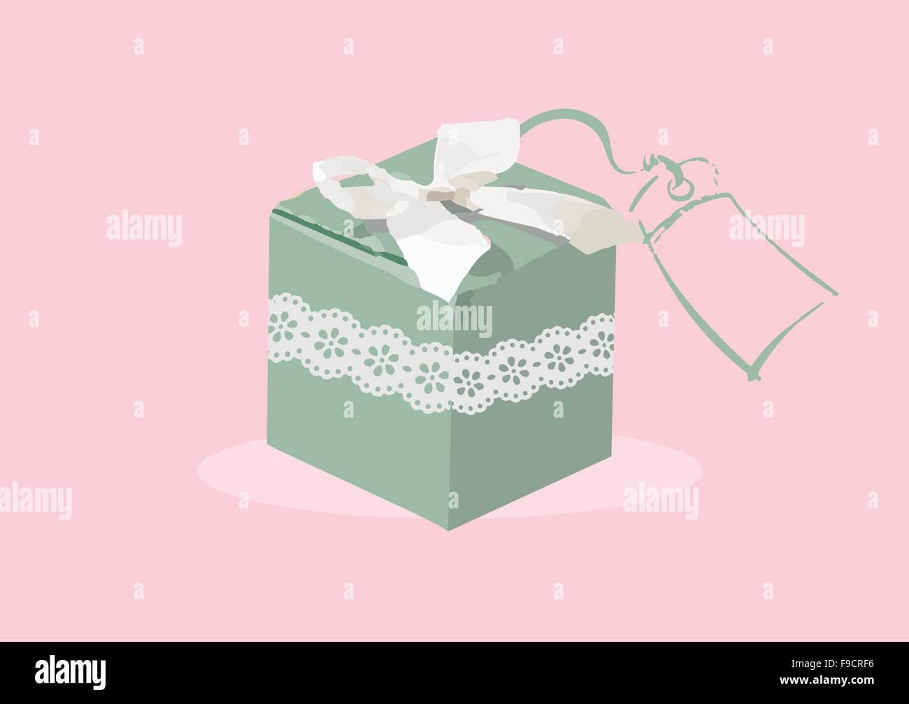 Wedding Favor Stock Vector Images - Alamy