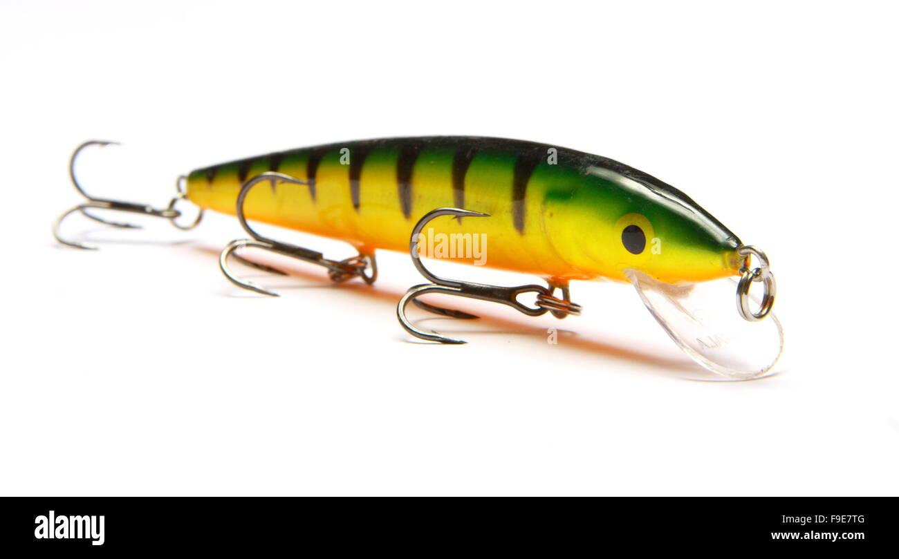 Fishing Lure - Stock Image