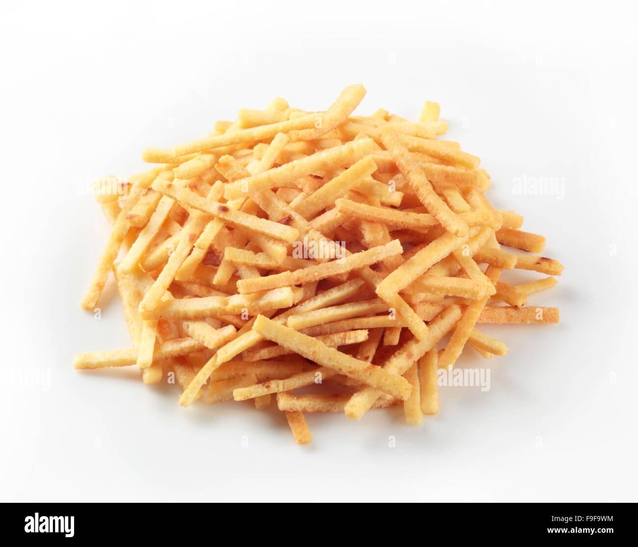 Celestine noodles - Stock Image