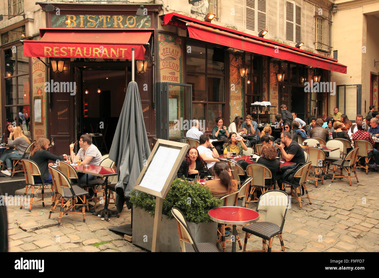 Bistro Paris Stock Photos & Bistro Paris Stock Images