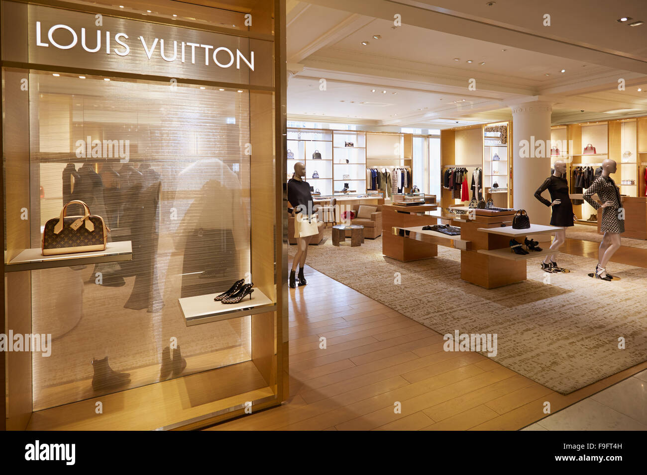 daccdd4316b Louis Vuitton Shop Stock Photos   Louis Vuitton Shop Stock Images ...
