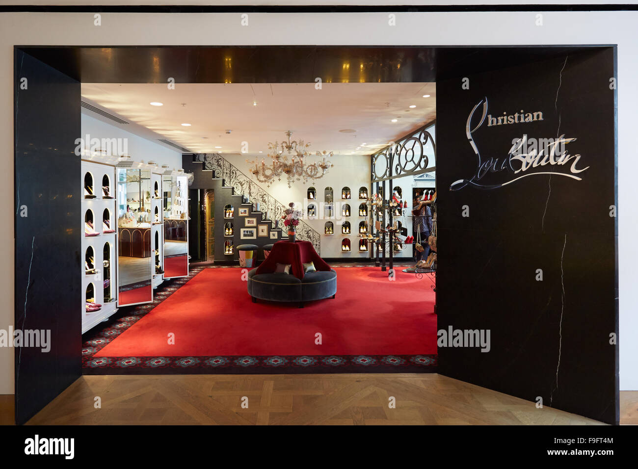 590d1b7e572 Christian Louboutin Stock Photos & Christian Louboutin Stock Images ...