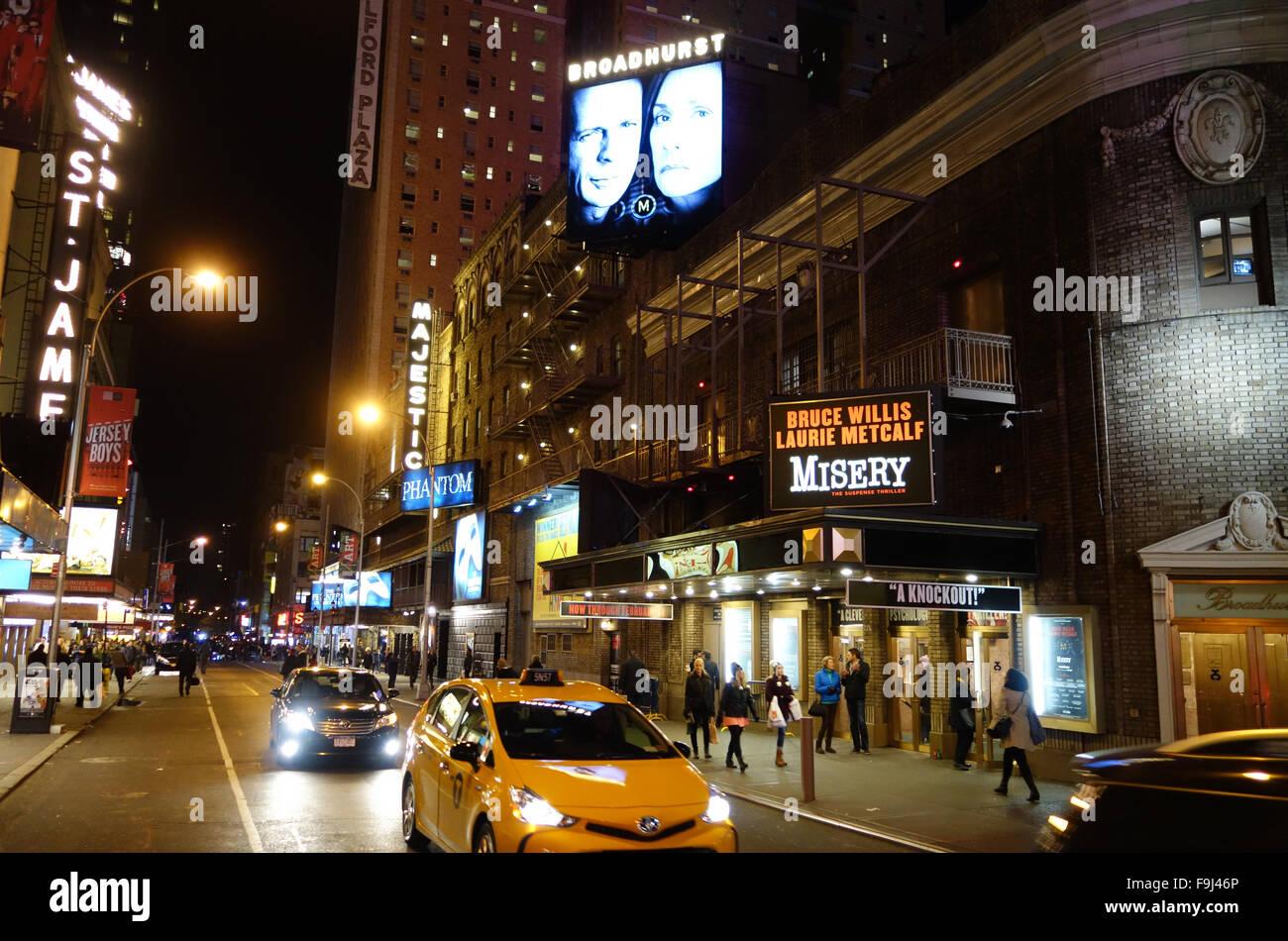 26 Broadway Stock Photos Amp 26 Broadway Stock Images Alamy