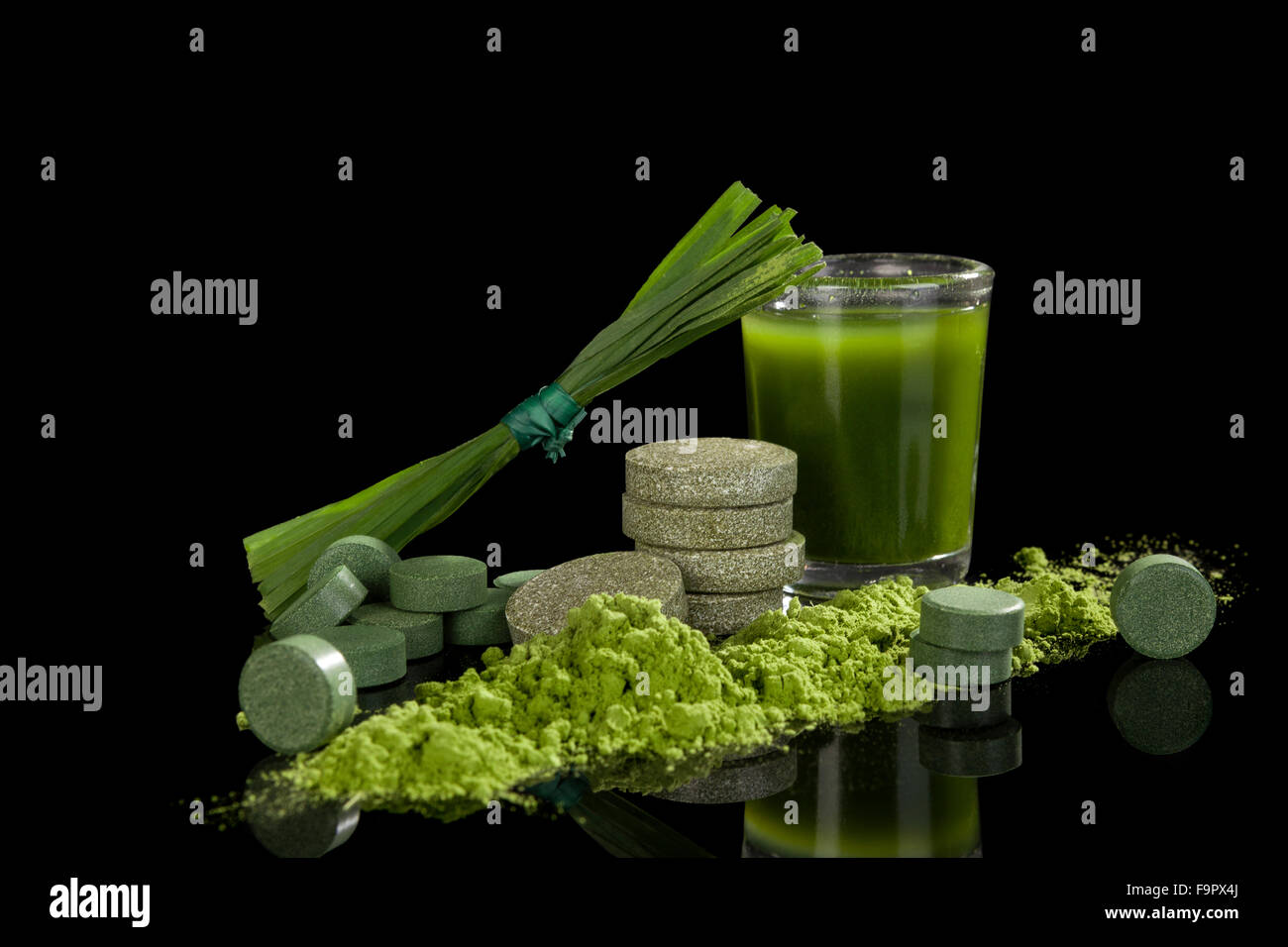 Alternative medicine. - Stock Image