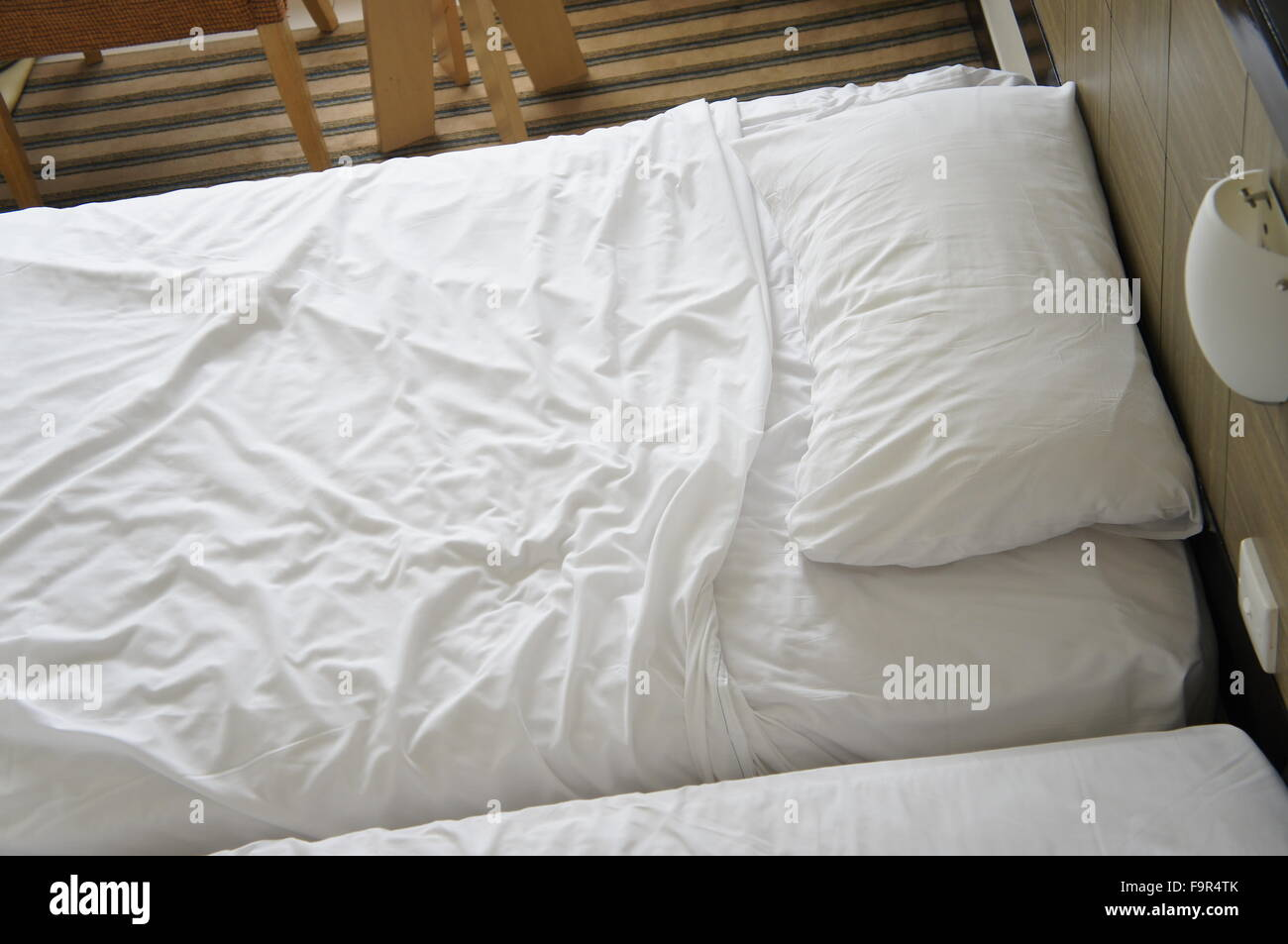 mattress top view. Delighful View Top View Of Hotel Single Bed With Pillow To Mattress Top View