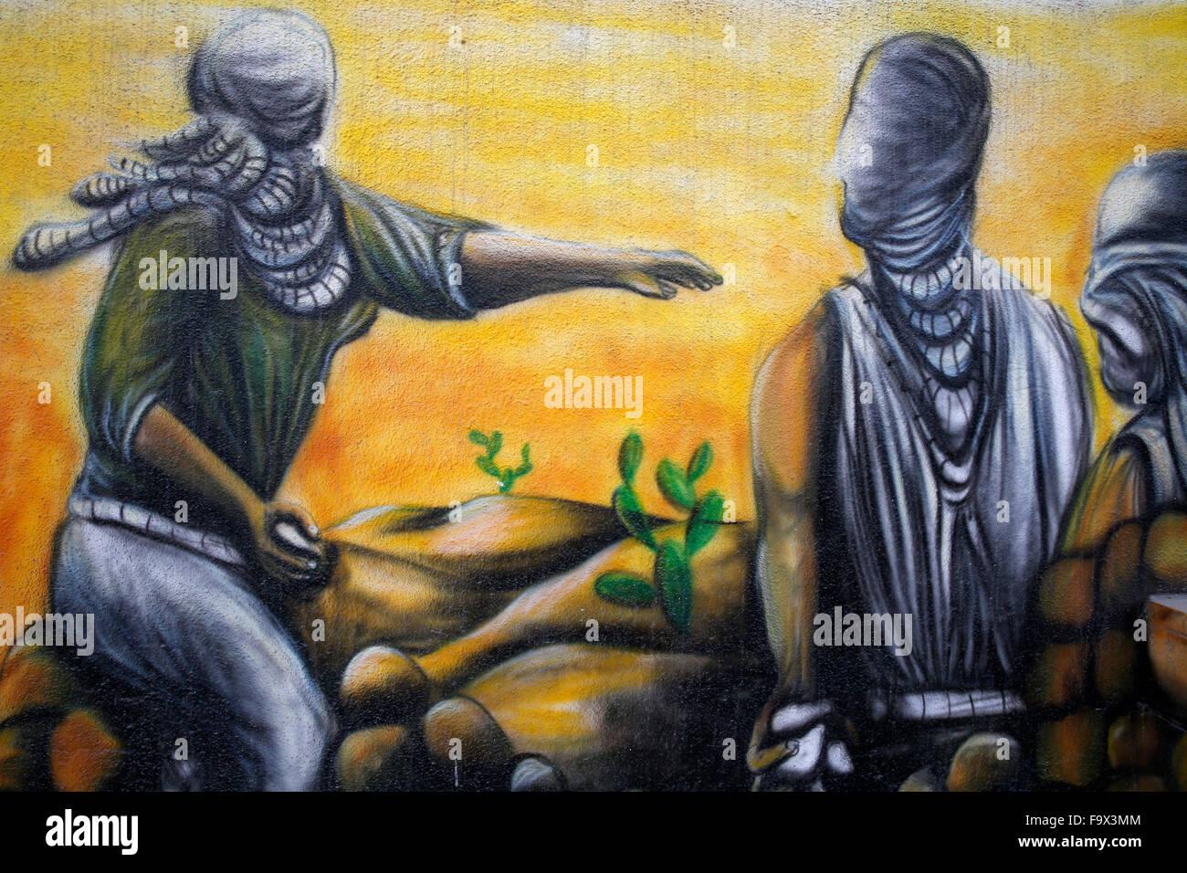 Magnificent Palestinian Wall Art Illustration - Art & Wall Decor ...