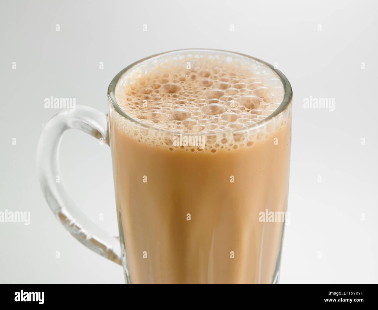 how to make teh tarik malaysia