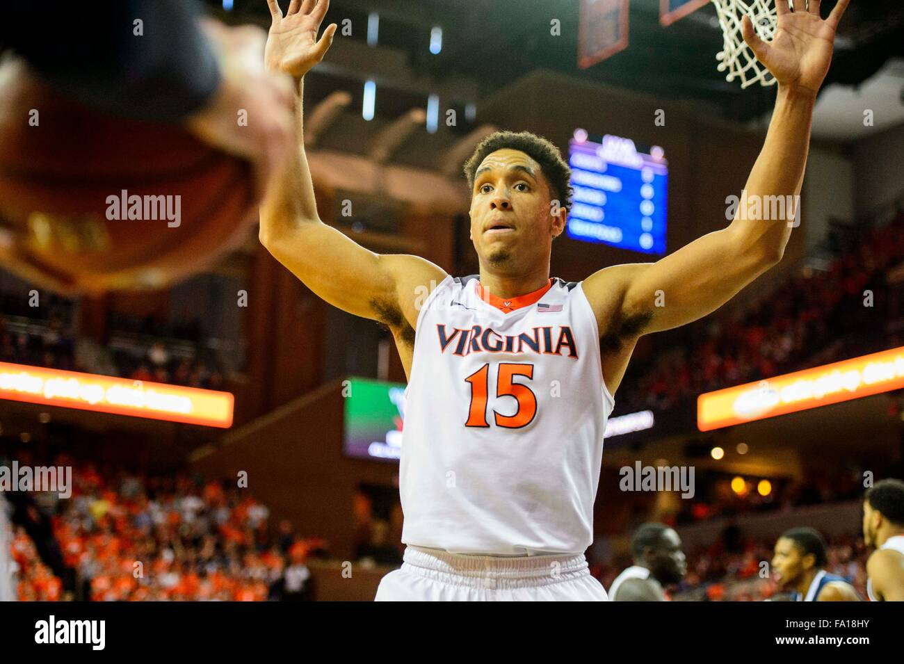 low priced 4a242 2f441 Virginia guard Malcolm Brogdon (15) during the NCAA ...