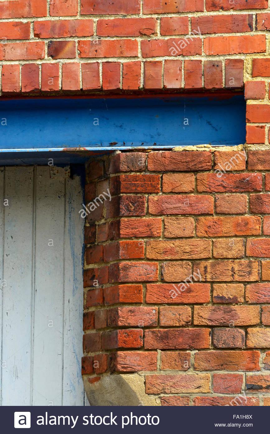 Brick Lintel Stock Photos Amp Brick Lintel Stock Images Alamy