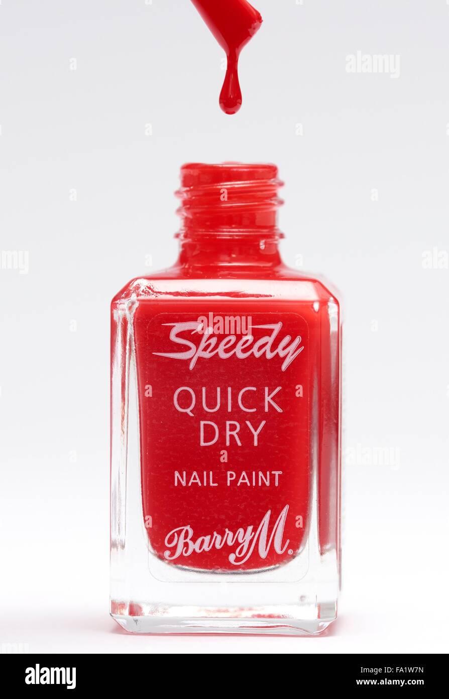 Nail Paint Bottle Stock Photos & Nail Paint Bottle Stock Images - Alamy