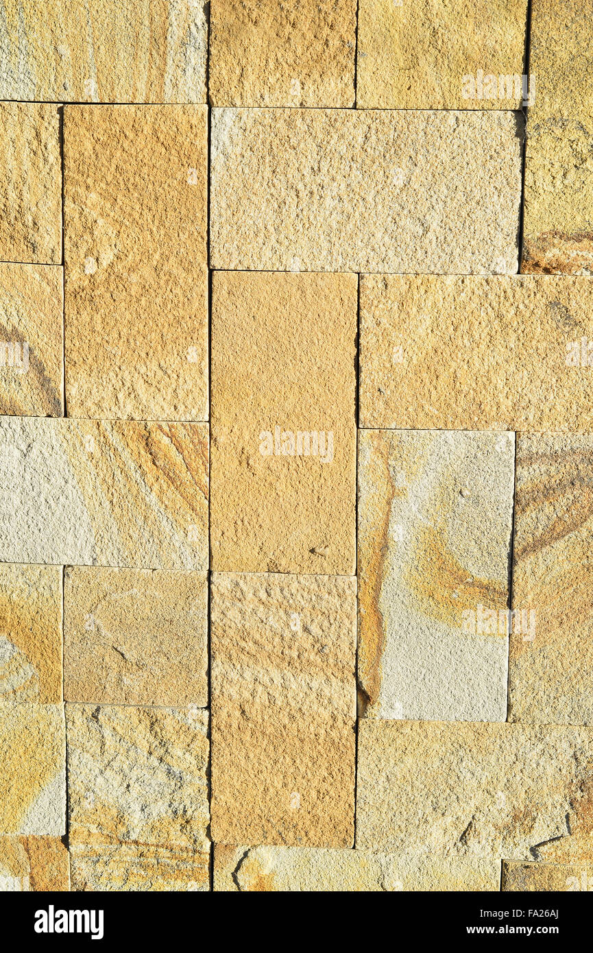 Bright Yellow Brick Wall Stock Photos & Bright Yellow Brick Wall ...