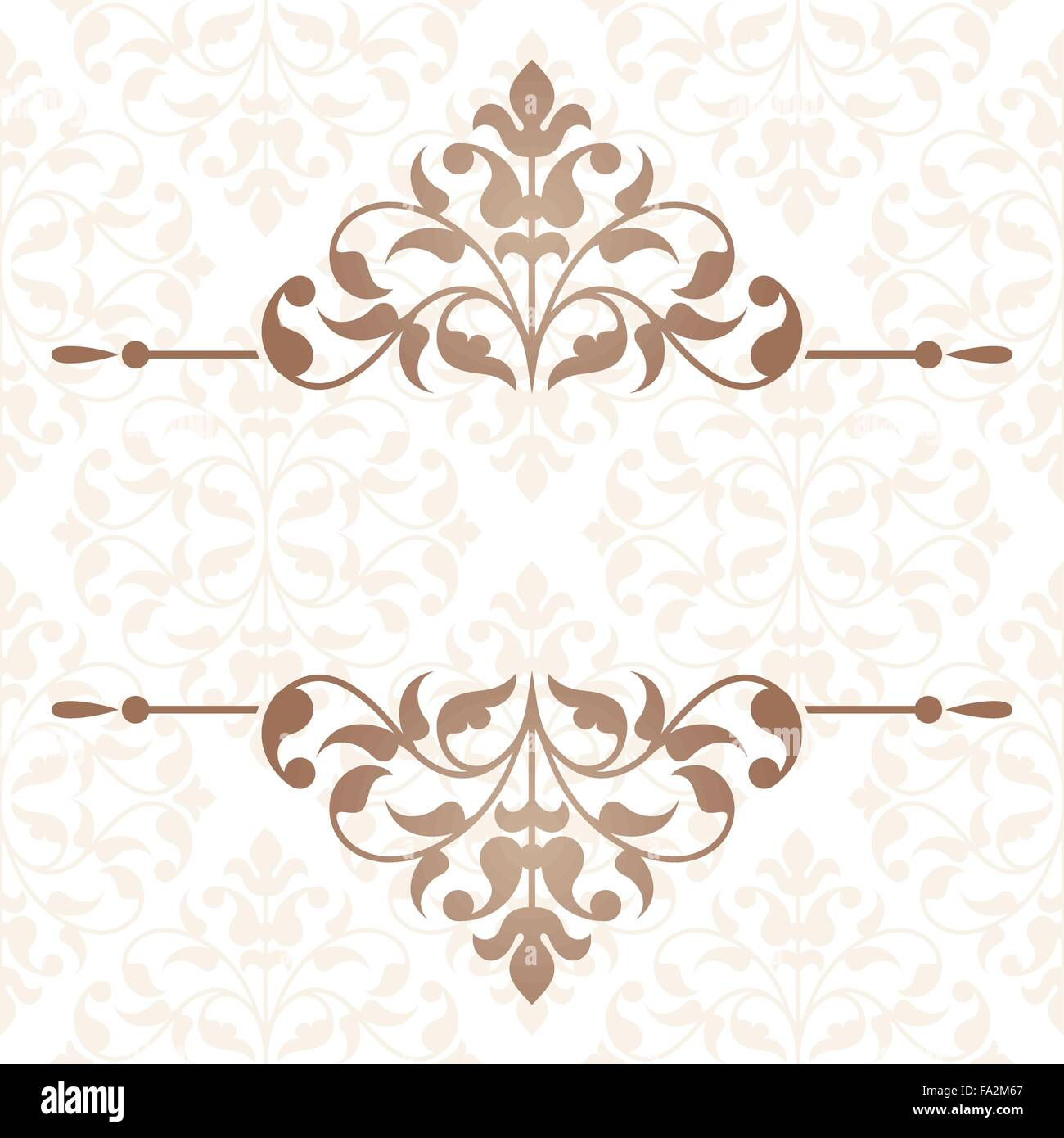 Arabic invitation card stock vector art illustration vector image arabic invitation card stopboris Images