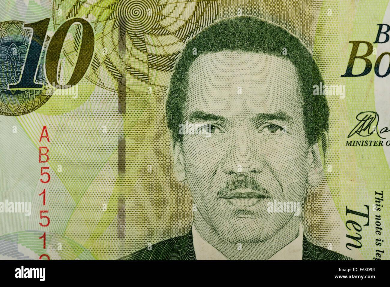 Pula Botswana Currency Stock Photos Pula Botswana Currency Stock