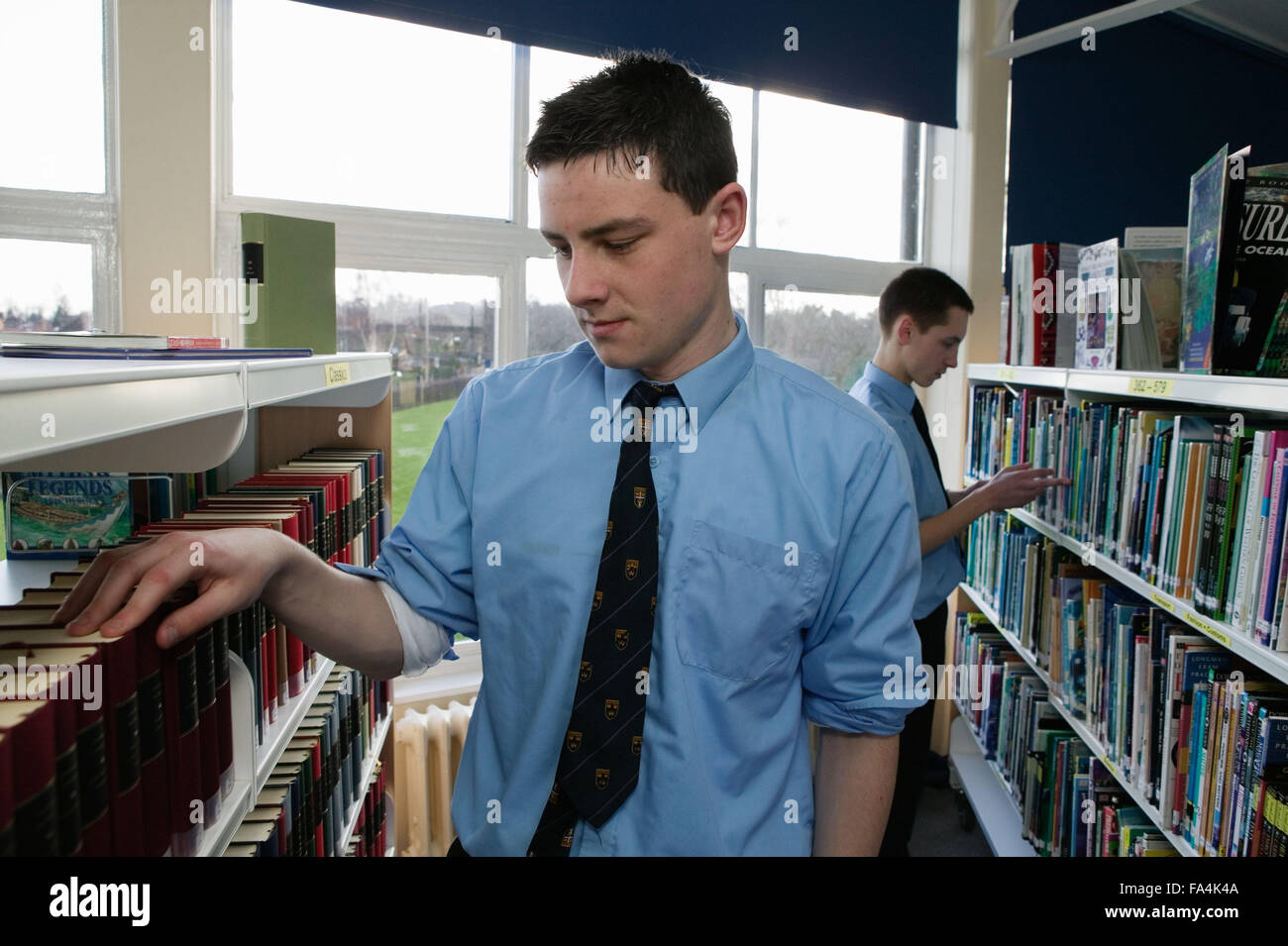 Secondary School Students Stock Photos Amp Secondary School