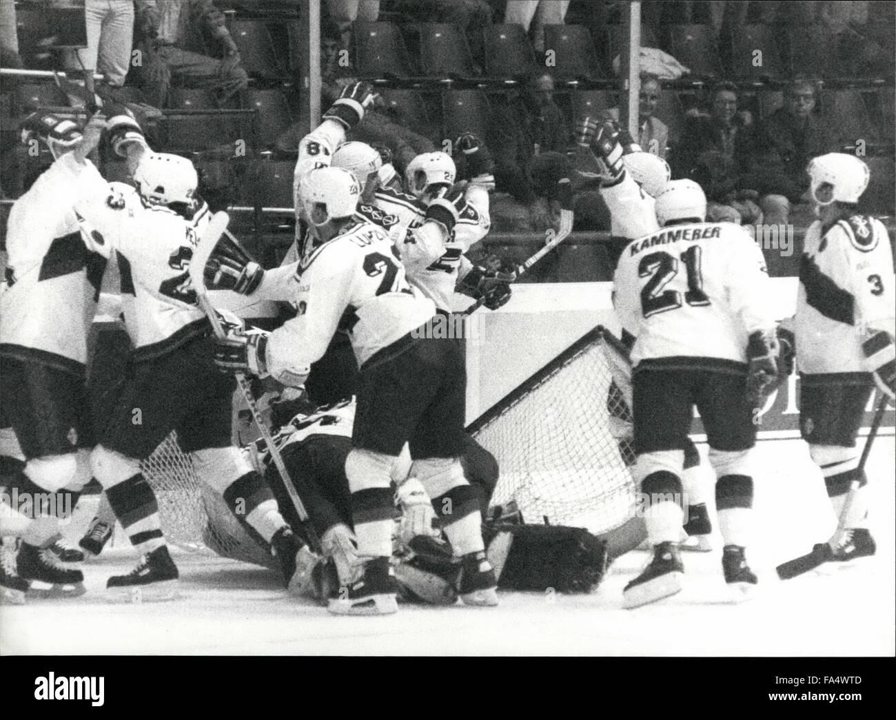 1970 - Ice Hockey world championships in Switzerland: The ice ...