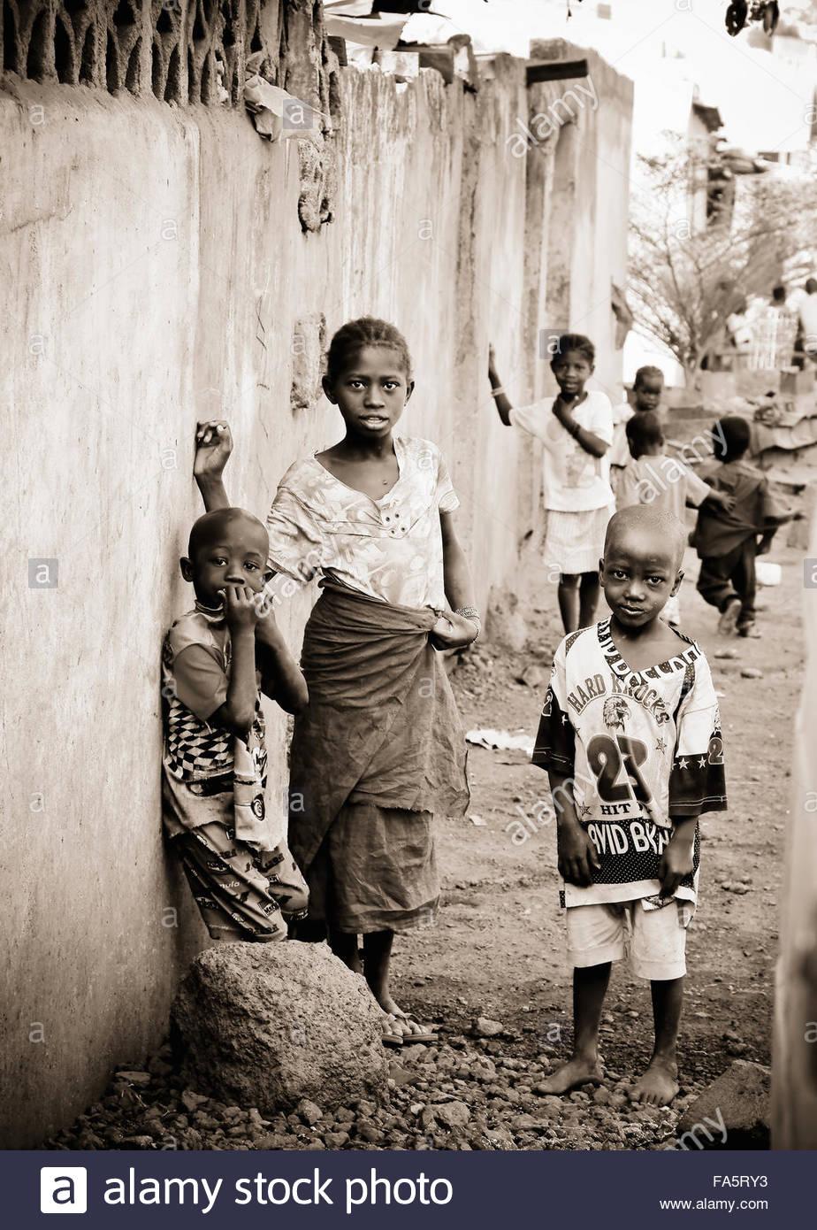 African children mali africa 2007
