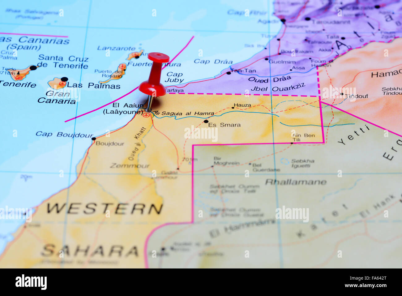 Laayoune Western Sahara Stock Photos Laayoune Western Sahara Stock