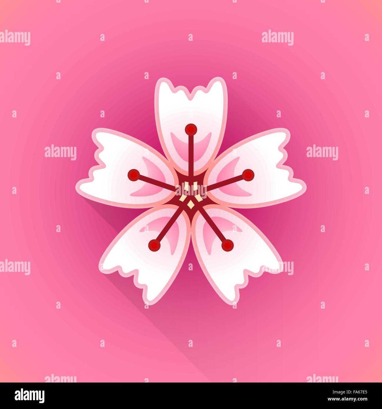 sakura blossom design