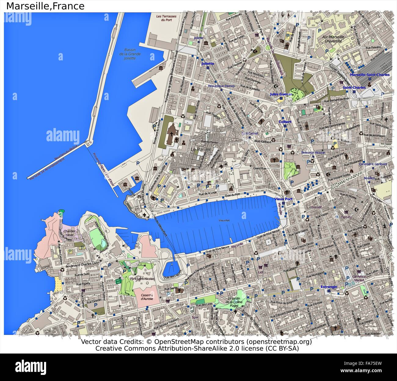 France Location Map Stock Photos & France Location Map Stock ...
