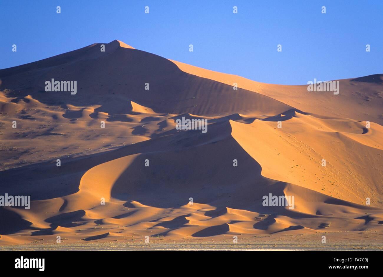 Namibia, Namib-Naukluft National park, Sesriem   // Namibie, Namib-Naukluft National park, Sesriem - Stock Image