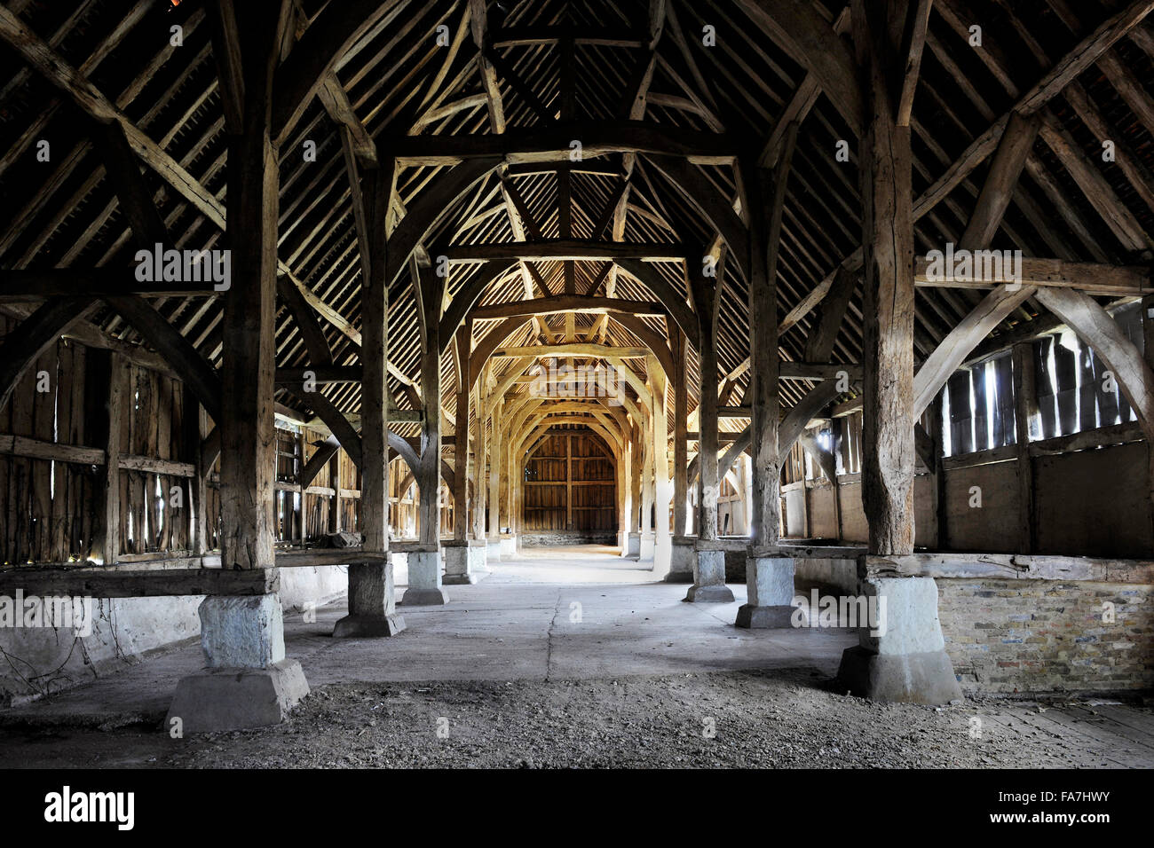 interior view photography. Fine Interior Interior View Medieval Timber Framed Barn Built In 14267 By Winchester  College The Great Barn Is One Of The Largest Ever Known To Have Been  And View Photography C