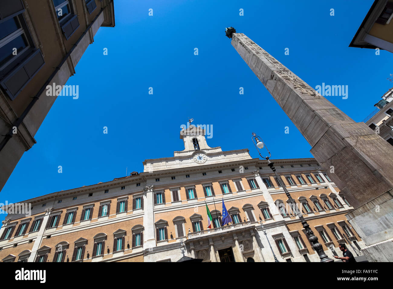 The italian parliament stock photos the italian for Deputati in italia
