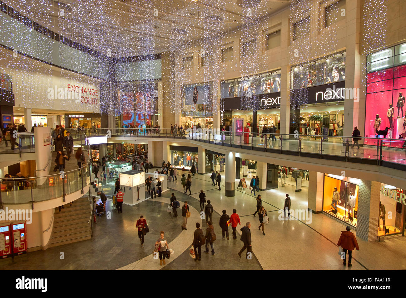 507d980429b8 Manchester Arndale shopping centre