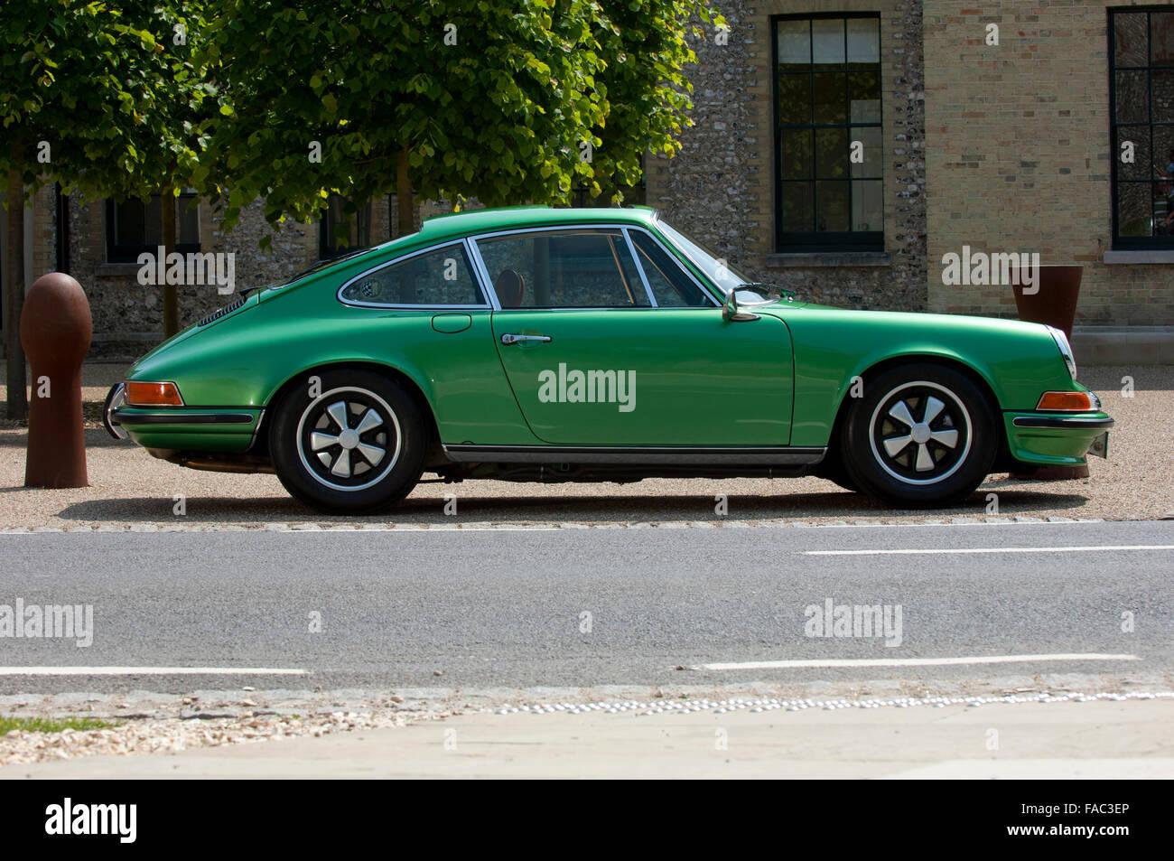 1972 Porsche 911S Classic German Air Cooled Sports Car
