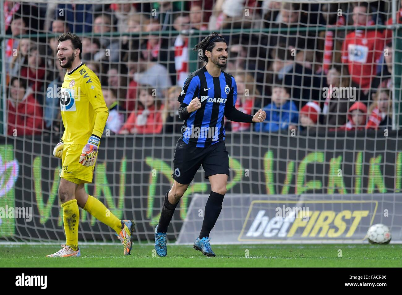 Kortrijk West Flanders Belgium th Dec Jupiler Pro League Stock Photo Alamy