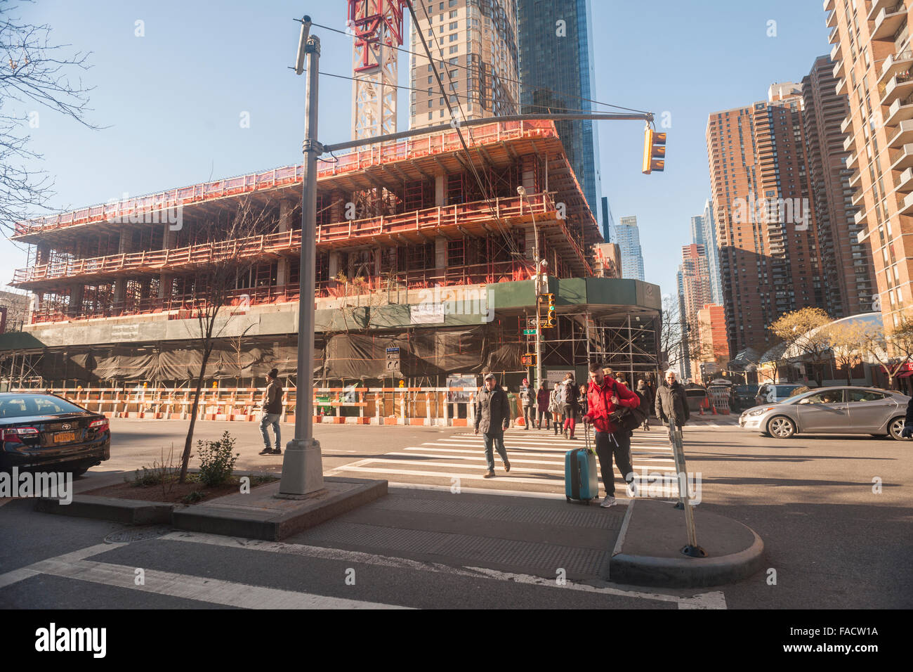 development in the clinton or hells kitchen neighborhood of new york on sunday december 20 2015 richard b levine - Hells Kitchen Neighborhood