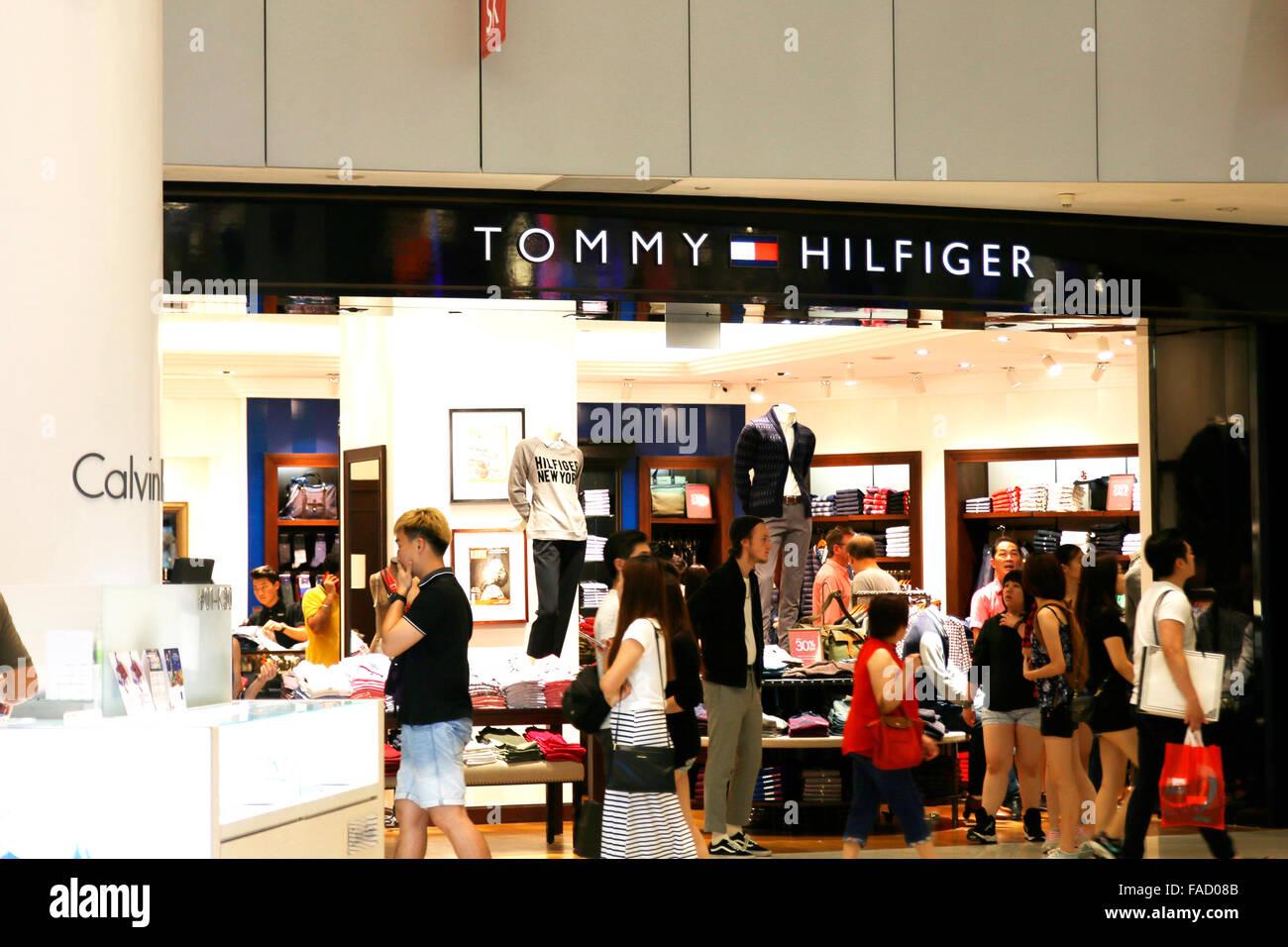 3fb51b730 Tommy Hilfiger Designer Label Stock Photos   Tommy Hilfiger Designer ...
