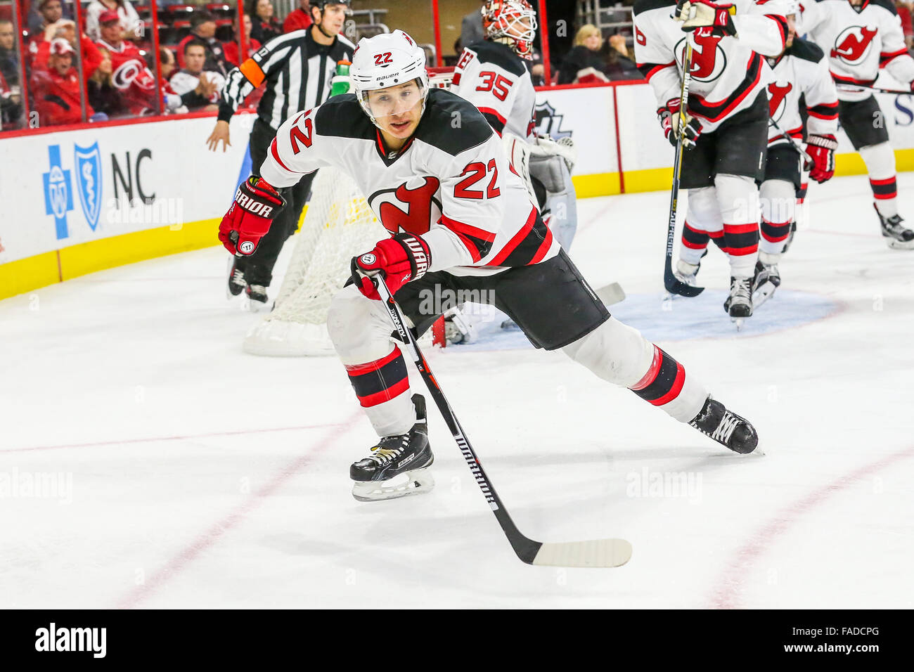 low priced 47d56 6cea3 New Jersey Devils right wing Jordin Tootoo (22) during the ...
