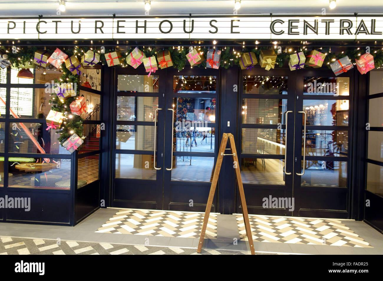 Picturehouse Central cinema, Trocadero Centre, London - Stock Image