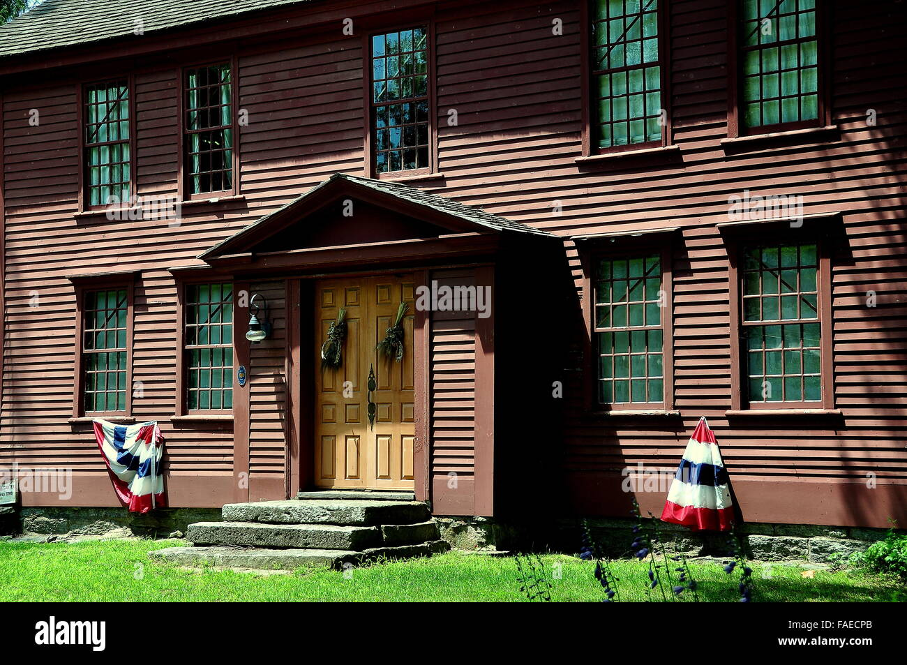 Double Front Doors High Resolution Stock Photography And Images Alamy