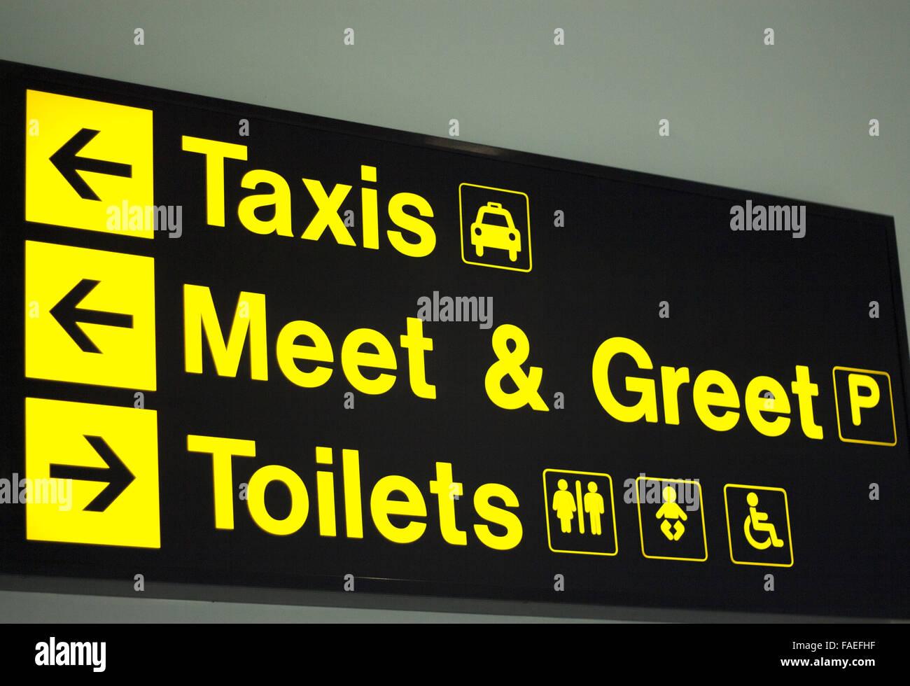 Meet And Greet Car Airport Stock Photos Meet And Greet Car Airport