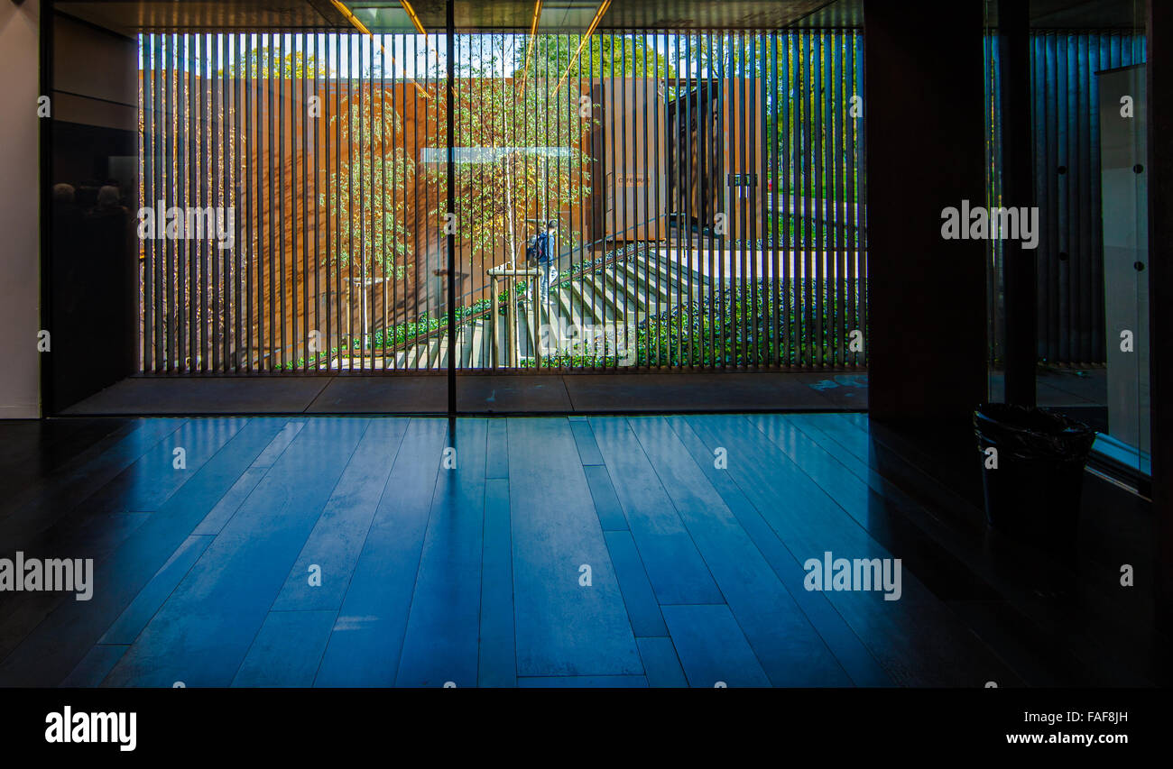 Soulages Museum in Rodez Stock Photo