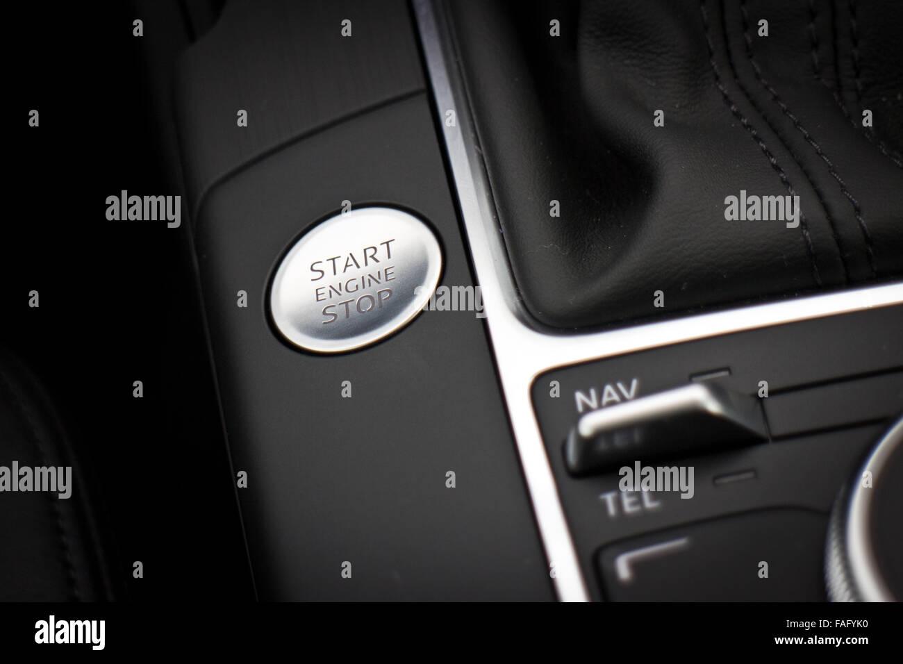 Automotive Engine Audi Stock Photos & Automotive Engine Audi