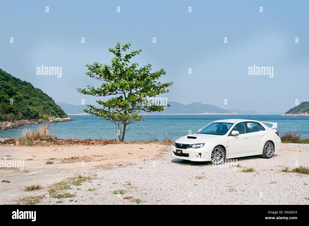Subaru Wrx Sti Stock Photos & Subaru Wrx Sti Stock Images - Page 2 ...