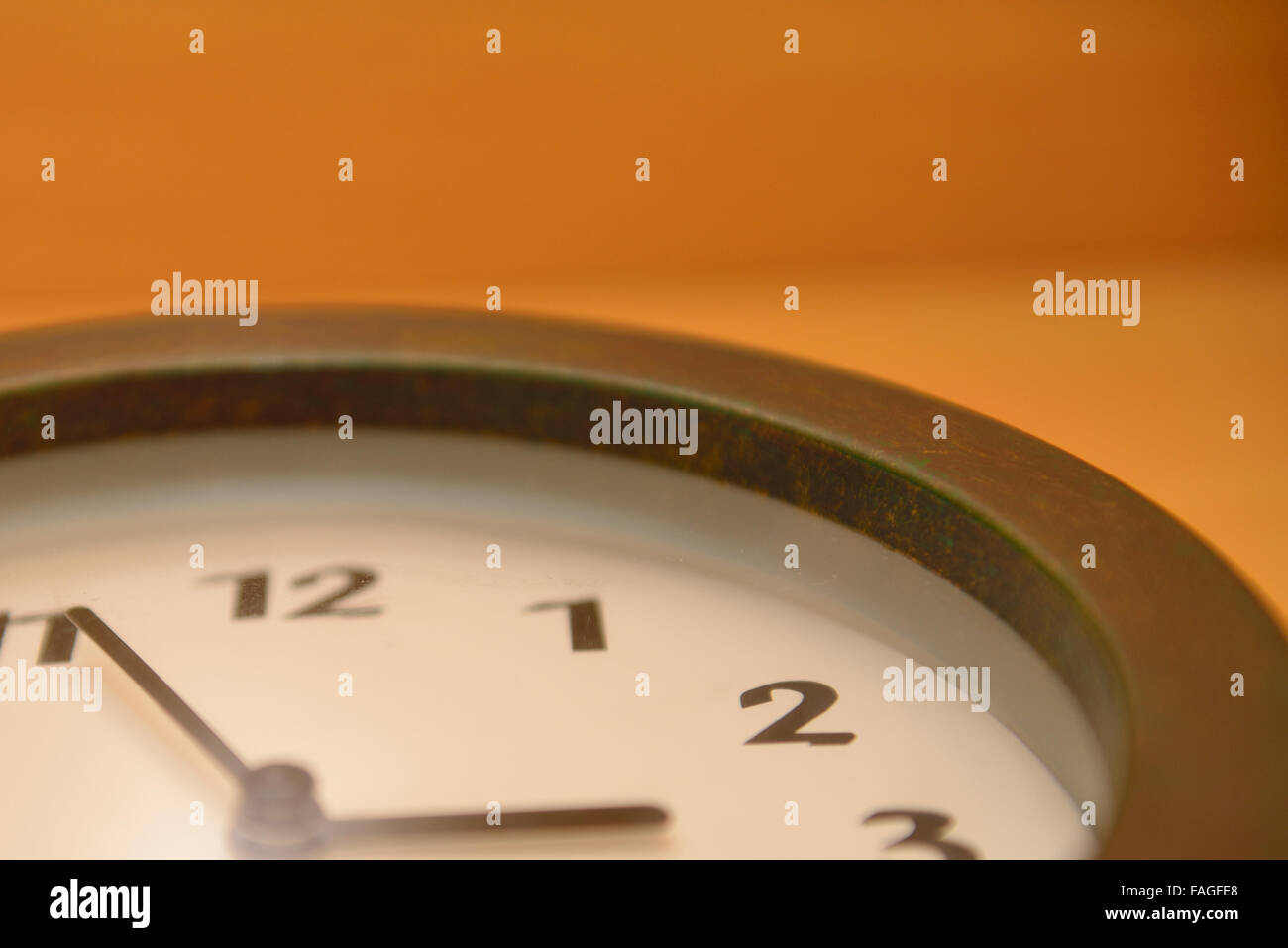 time, clock, wait, brown, Hour Stock Photo
