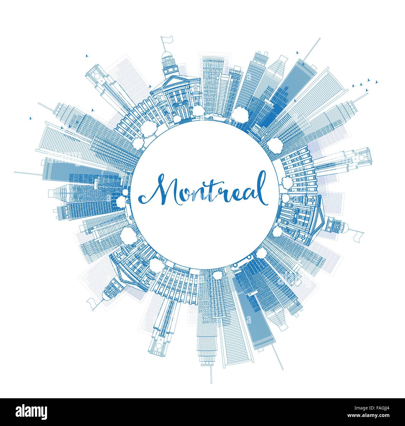 Montreal Cut Out Stock Images & Pictures - Alamy